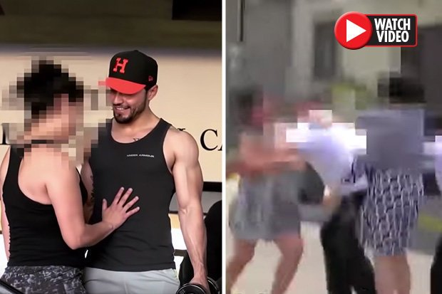 wives caught cheating on their husband