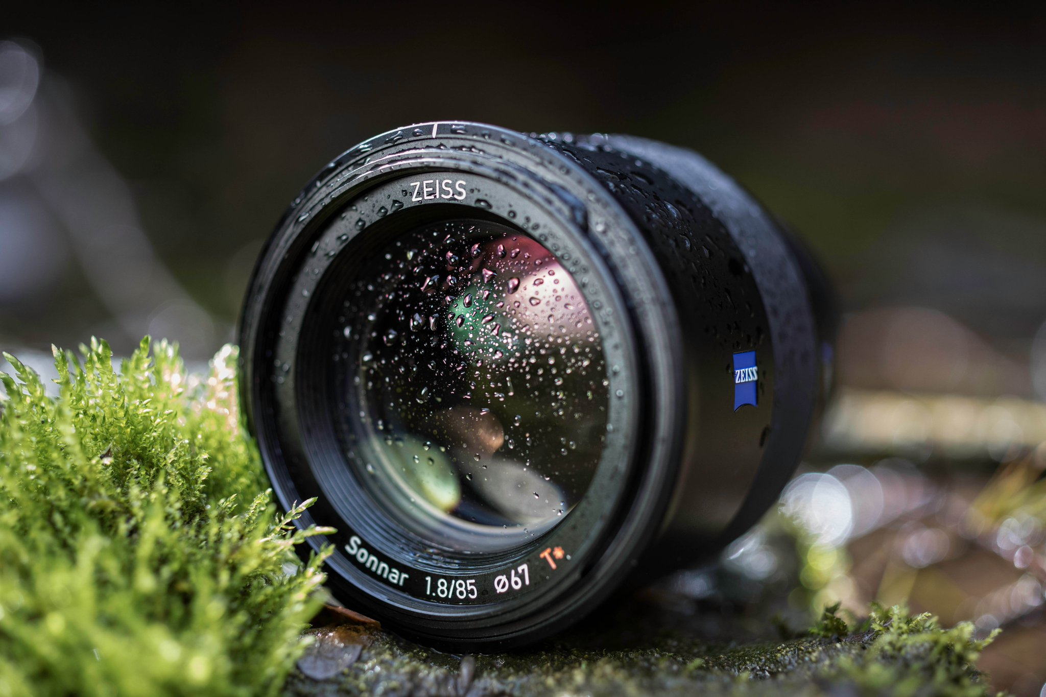 Look who forgot to bring an umbrella! ☂️ No problem for our robust and weatherproof #ZEISSBatis 1.8/85. With the help of optical image stabilization, this lens can be used for hand-held shooting even in poor light conditions during rainy and cloudy weather. 🌧️ #Batis #ZEISS https://t.co/lLJtUNtVud