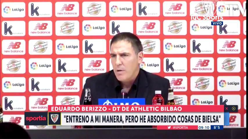 Please RT!! #athletic #athleticdebilbao      Berizzo llama al juvenil del Athletic Oihan Sancet… https://t.co/VJCKVc67L7