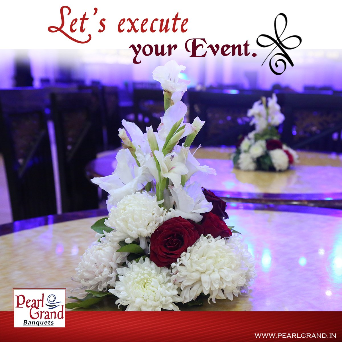 Let's execute your Event. #PearlGrandBanquets #PearlGrand #Weddings #Marriages #DelhiNCR https://t.co/OwjhZROSID