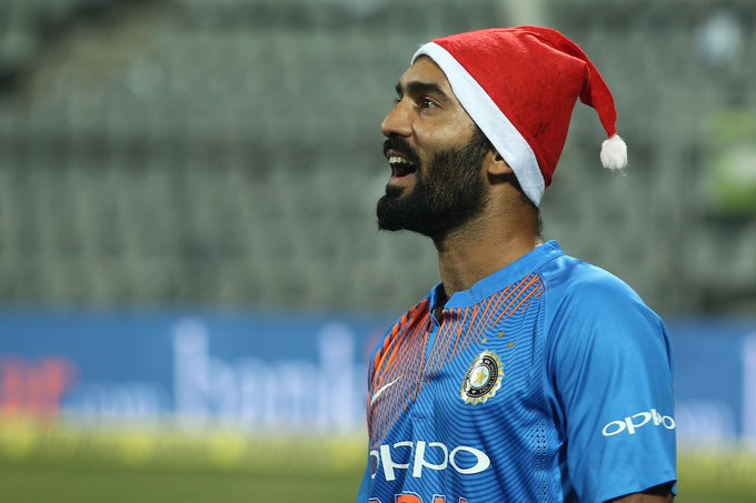 Happy Birthday Dinesh Karthik Sir. .. Happy Birthday...