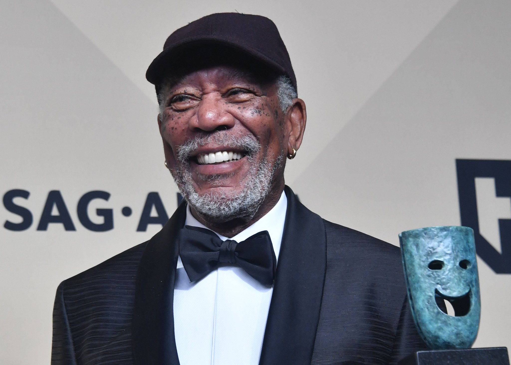 Happy Birthday to He turns 81 today!!  (Photo Credit: FREDERIC J. BROWN/Getty)