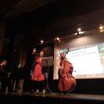 En la jornada de hoy hemos disfrutado de la música del Trío Alúa! #MadresPadresAMM https://t.co/rWPyph01zT