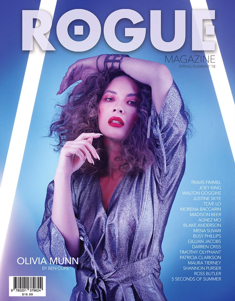 #RogueMagazine SPRING/SUMMER ISSUE N°9 available for pre-order now ????  https://t.co/asbdPEuBKu https://t.co/td7EJfWXOk