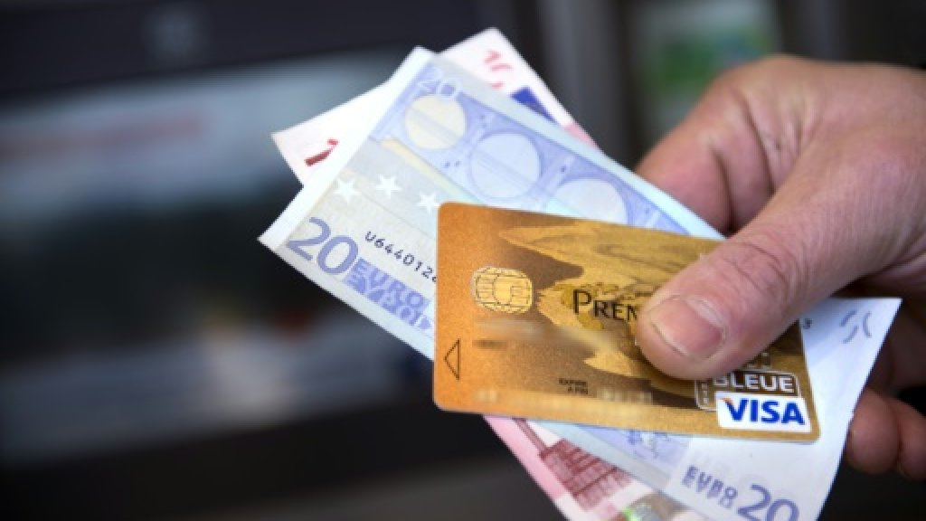 Visa says 'service disruption' blocking transactions in Europe