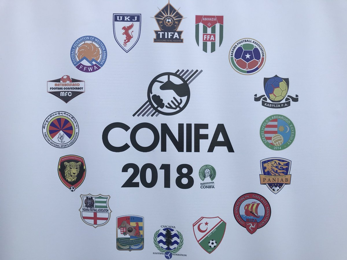 The #CONIFA World Football Cup,