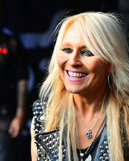 Happy Birthday to the amazing Doro Pesch of Warlock! Any Warlock fans in the house?