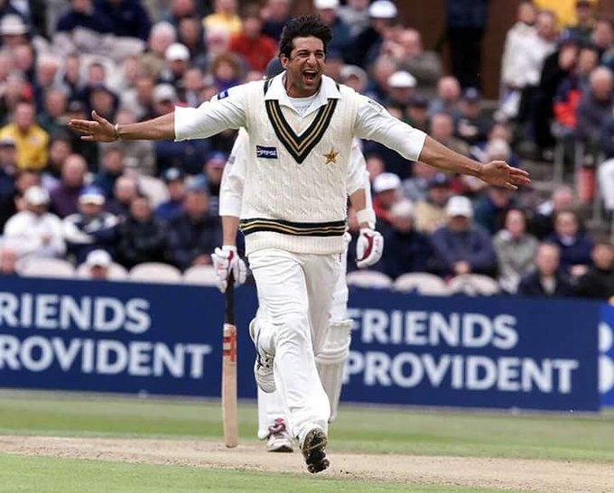 Happy birthday wasim Akram!! Swing ka Sultan!!