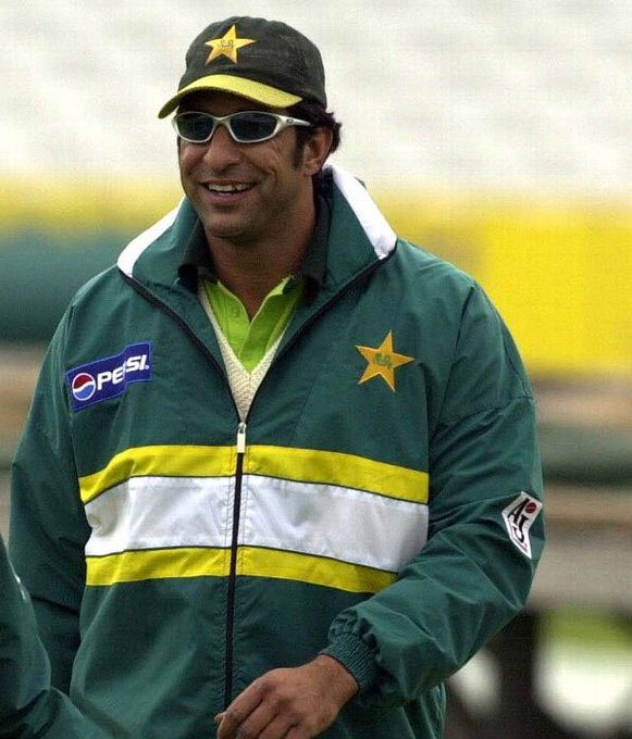 Happy birthday to wasim akram.. legend of Pakistan