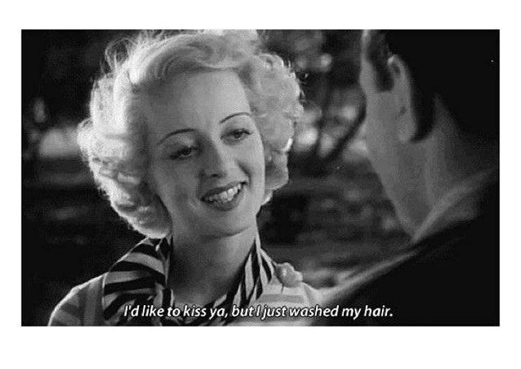 «Я бы хотела поцеловать тебя, но я только что помыла волосы». Приоритеты????????♀???? https://t.co/e6TcAw61na
