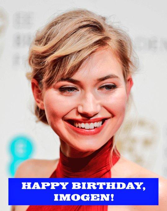 Happy Birthday to the Beautiful Imogen Poots