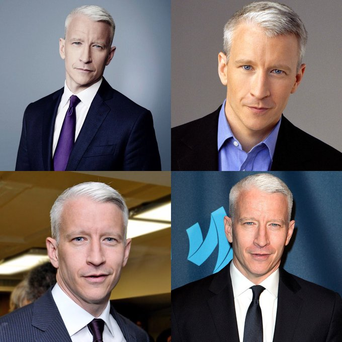 Happy 51 birthday to Anderson cooper. Hope that he has a wonderful birthday.