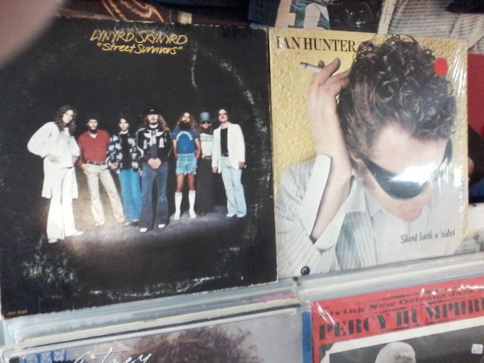 Happy Birthday to the late Billy Powell of Lynyrd Skynyrd & Ian Hunter (Mott The Hoople)