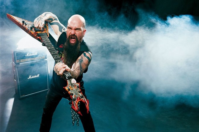 A very HAPPY BIRTHDAY to the one and only Kerry King!
