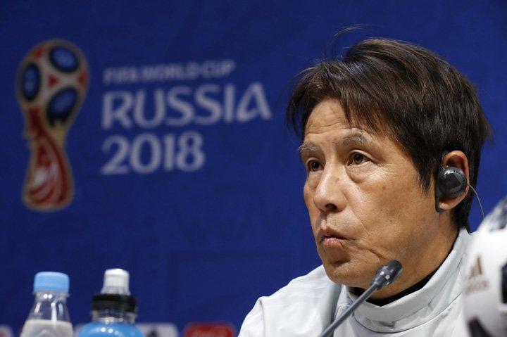 @BroadcastImagem: Após terremoto no Japão, técnico teme possível impacto psicológico sobre os jogadores. Eugene Hoshiko/AP
