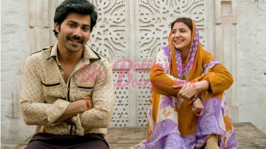test Twitter Media - Varun Dhawan is working very hard for his upcoming film 'Sui Dhaaga'. Both the leads Varun Dhawan and Anushka Sharma shared... #AnushkaSharma #SuiDhaaga #VarunDhawan #BollywoodBolega https://t.co/fkO6Yqbk2F https://t.co/hsemdEGLgI