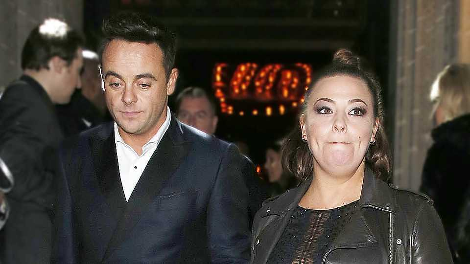 Lisa Armstrong plans to take 'every penny' from Ant McPartlin