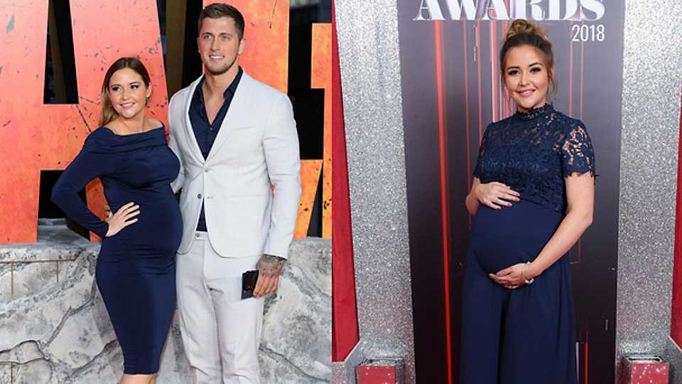 Dan Osborne parties in LA while pregnant Jacqueline Jossa is days away from birth