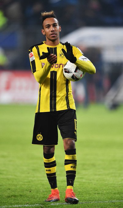 Happy birthday Pierre Emerick Aubameyang(born 18.6.1989)