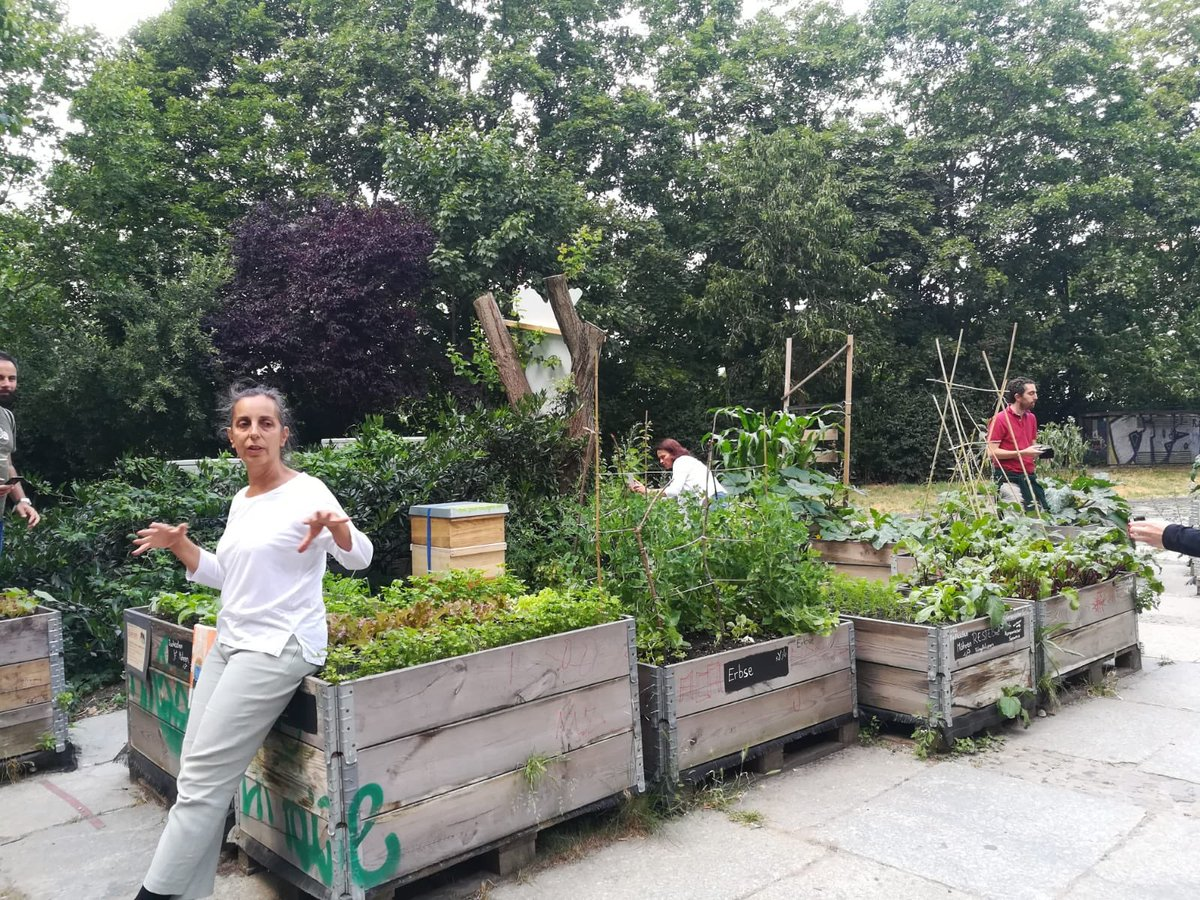 provar Twitter Mitjans - Food Relations team meeting soul garden responsible in Berlin #FoodRelations https://t.co/OOU4AFaTqm