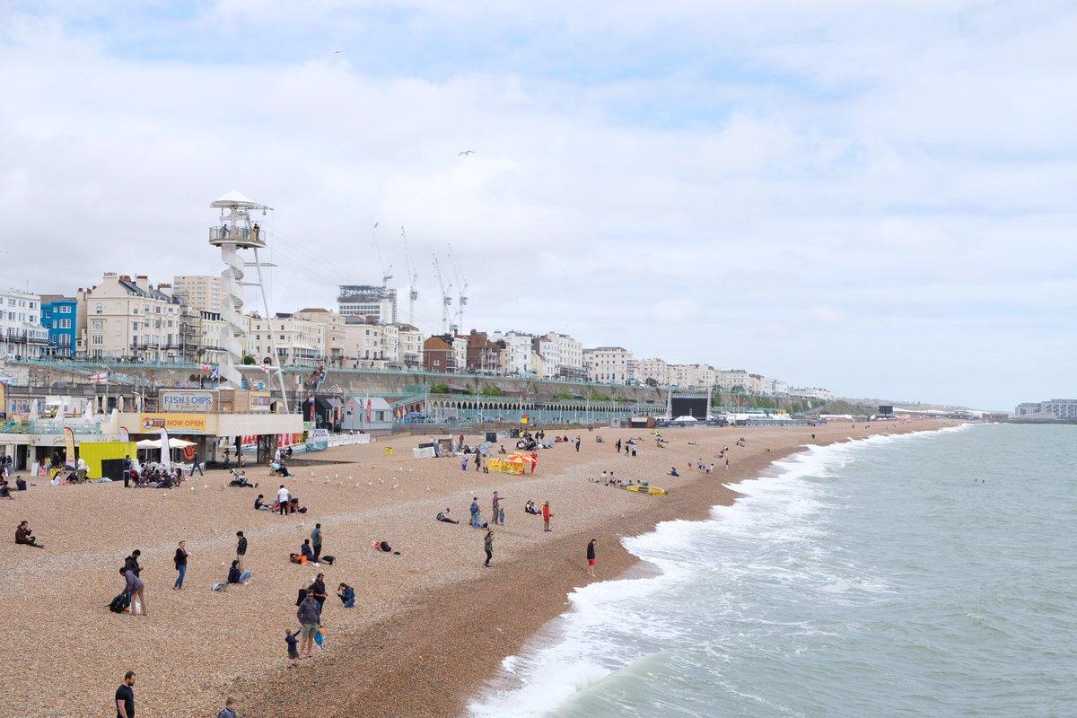 RT @Bonusiie: Brighton, The UK...