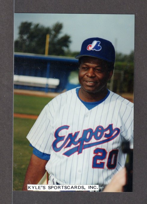 Happy 79th Birthday to Hall of Famer and former Montreal Expos baserunning coach Lou Brock!