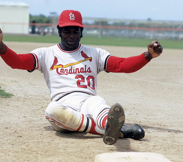 Happy Birthday to legend Lou Brock!
