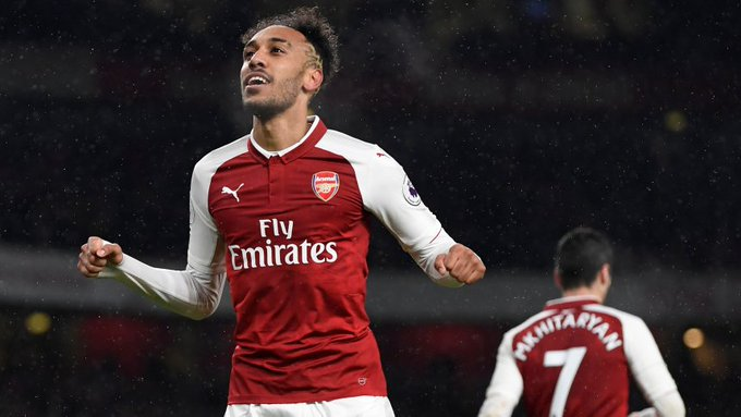 Happy birthday to Arsenal striker Pierre-Emerick Aubameyang. He turns 29 today.