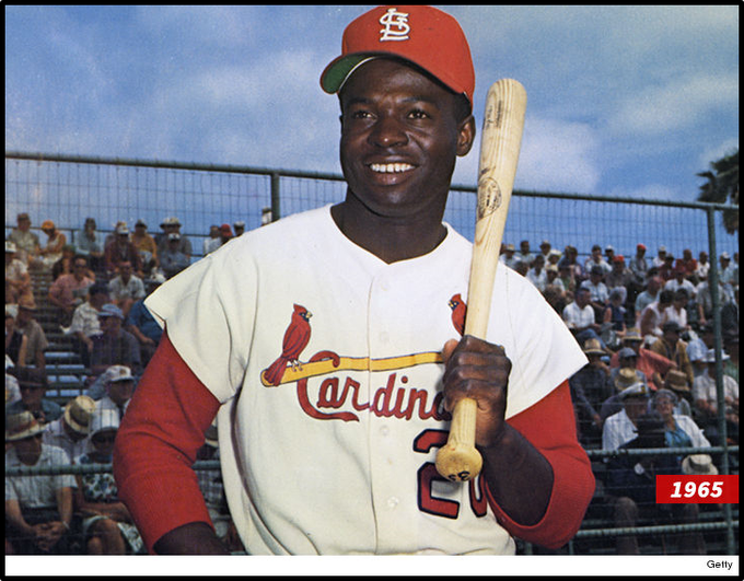 We would like to wish a very happy birthday to MLB Hall of Fame member and legend Lou Brock!