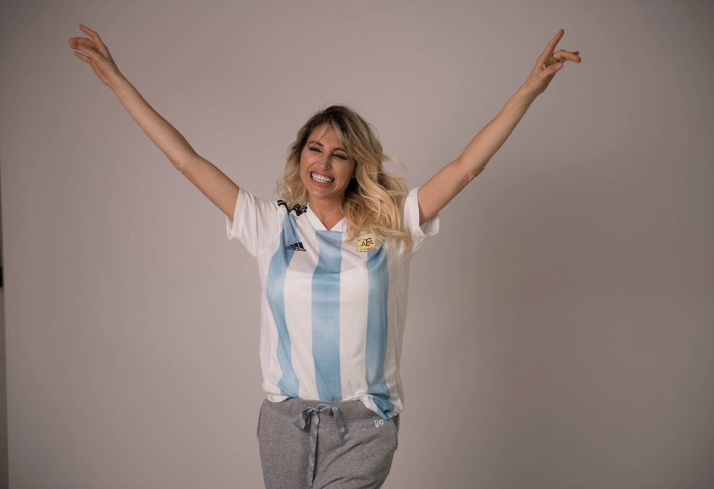 Vamos Argentina!!!!!!!!!!! #TeAmo ???????????? https://t.co/6LWvblUcao