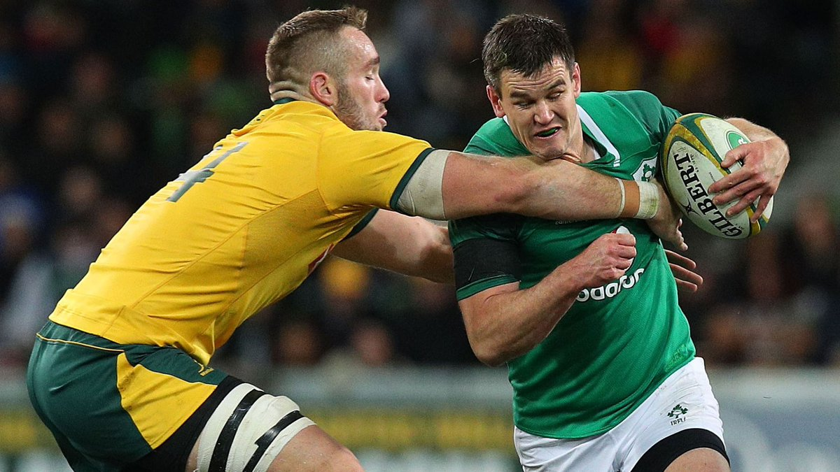 test Twitter Media - WATCH: Australia 21-26 Ireland Highlights from Melbourne where Ireland resisted a late fightback from the Wallabies to level the series ahead of the third Test in Sydney: https://t.co/tGstqDzNk0 https://t.co/hAXtC8vYtT