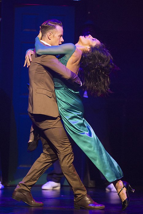 Karen Clifton in tears after emotional performance with ex-husband Kevin Clifton: