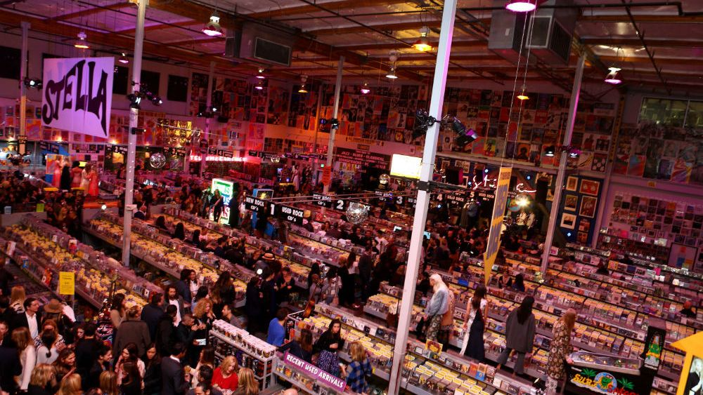 """Amoeba Music will relocate to """"within blocks"""" of its current location on Sunset Blvd"""