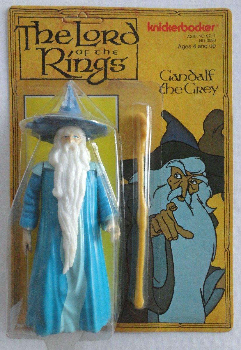test Twitter Media - RT @WeAreTheMutants: Lord of the Rings action figures, 1979 https://t.co/mdn6gkZIML
