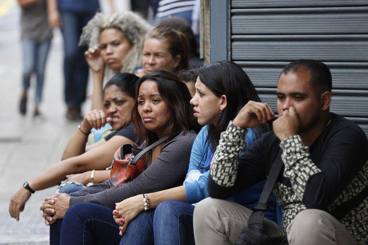 @BroadcastImagem: Briga em boate causa debandada e mata 17 pessoas na Venezuela. Ariana Cubillos/AP