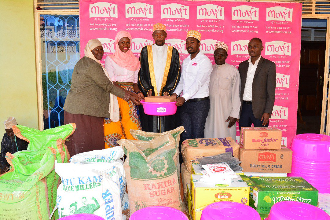 Movit Makes Eid Donations to Mosques in Kampala  - https://t.co/6vYyO244KQ https://t.co/BaCGUv8p4x