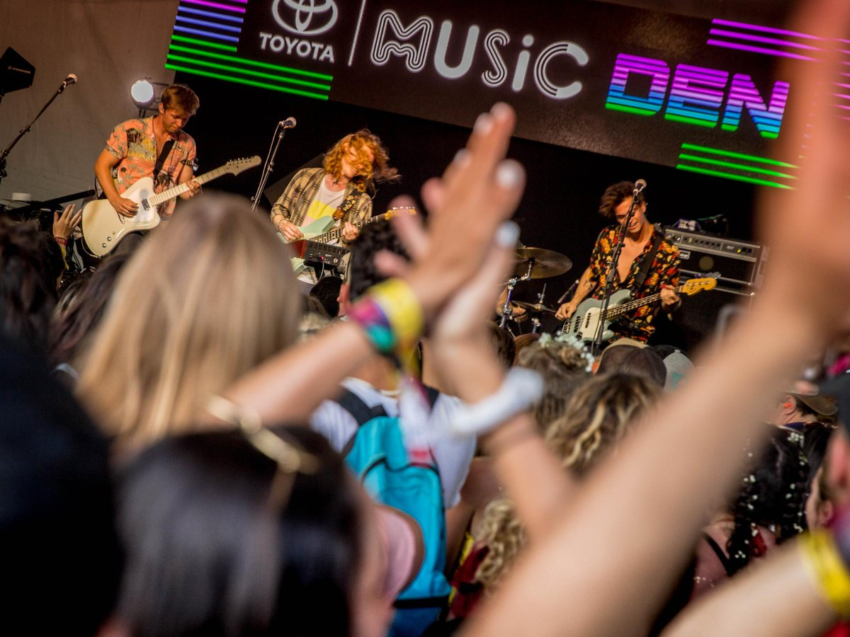 test Twitter Media - Check out your favorite Toyota like you've never seen it and discover new music inside the #ToyotaMusic Den @liveatfirefly!  #Camry https://t.co/YYUMeO9pt5