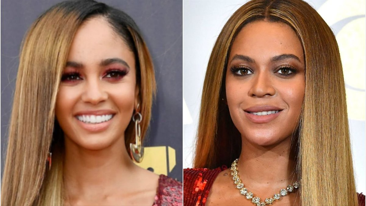 Riverdale's Vanessa Morgan Is Basically Beyoncé At The Movie & TV Awards