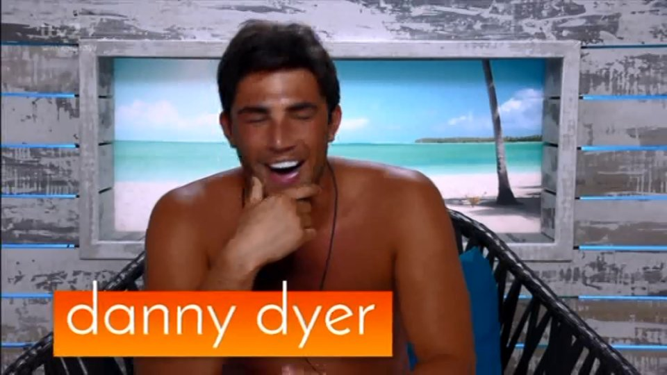 Danny Dyer jokes he's heading to Love Island to confront Jack after hilarious impression