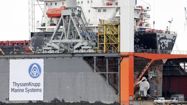 IG Metall macht Bundesregierung für das drohende Aus der Thyssen-Krupp ... https://t.co/cY6vrJJNvi https://t.co/1QaIO6RC07