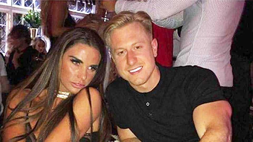 Katie Price spends £300k in desperate bid to keep new man Kris Boyson