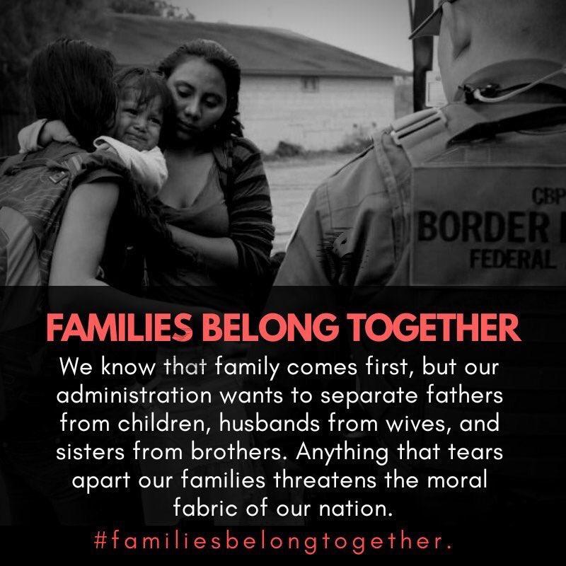 #FamiliesBelongTogther   #FathersDay and everyday. https://t.co/oTWI4zwdFj