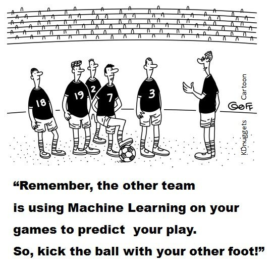 test Twitter Media - #FIFA World Cup Football   and #MachineLearning 🤣  https://t.co/H6klUmO2TA #fintech #insurtech @kdnuggets #AI #ArtificialIntelligence #WorldCup2018 @JohnSnowai @ipfconline1 @KirkDBorne @JimMarous @ahier @Prashant_1722 @jblefevre60 @Ronald_vanLoon @evankirstel https://t.co/9Ub4AmaAk7