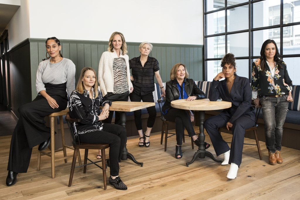 Jodie Foster, Tracee Ellis Ross, and more women directors talk breaking down barriers