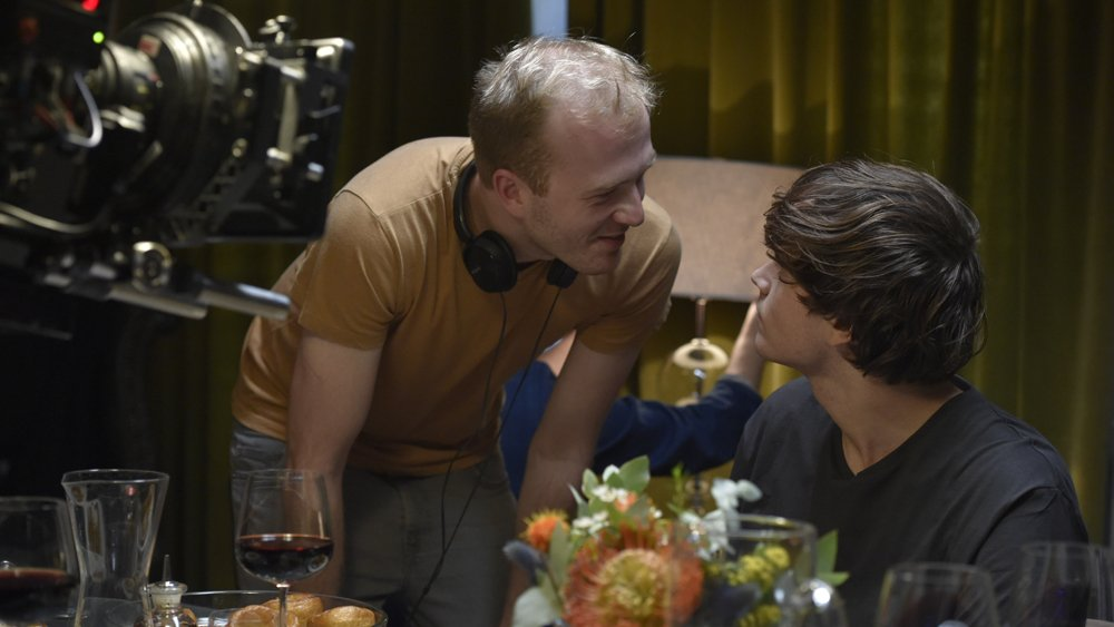 A week before premiering Billy Zane movie 'Lucid,' director Adam Morse reveals he's blind