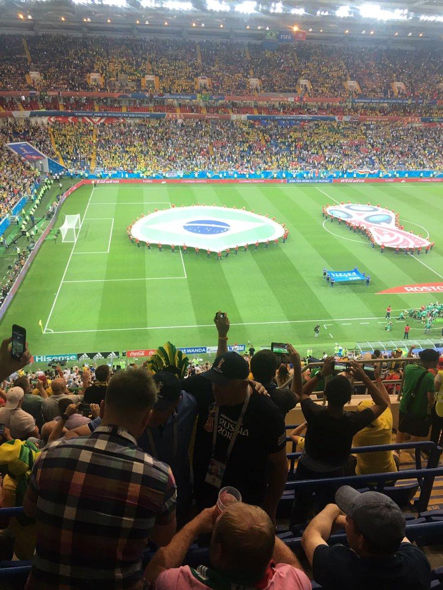 Vamos @Phil_Coutinho, Vamos Brasil. ????????????⚽ #WorldCup #BRA https://t.co/4pRp1rGlGX
