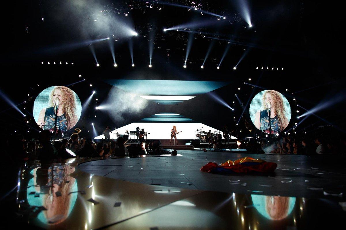RT @LiveNation: RT if you're seeing @shakira's #ElDoradoWorldTour.   Get tickets here https://t.co/0u3scr15bV https://t.co/9mGSnV0vOV