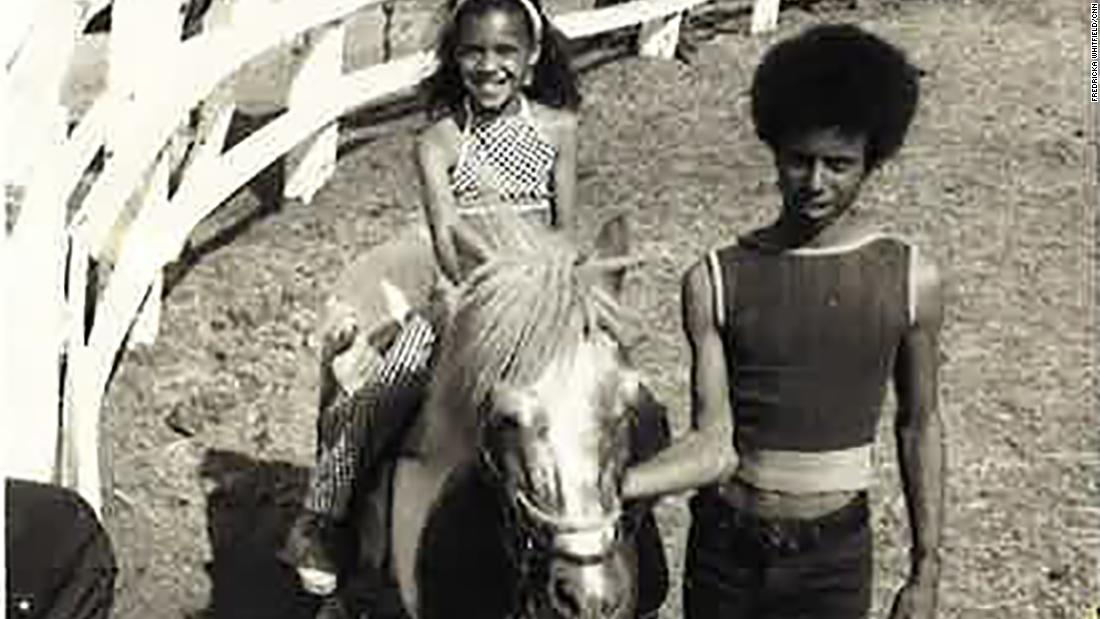 Two powerful lessons CNN's Fredricka Whitfield learned from horses https://t.co/xBzmaoasfF https://t.co/wnkEGcQLAN