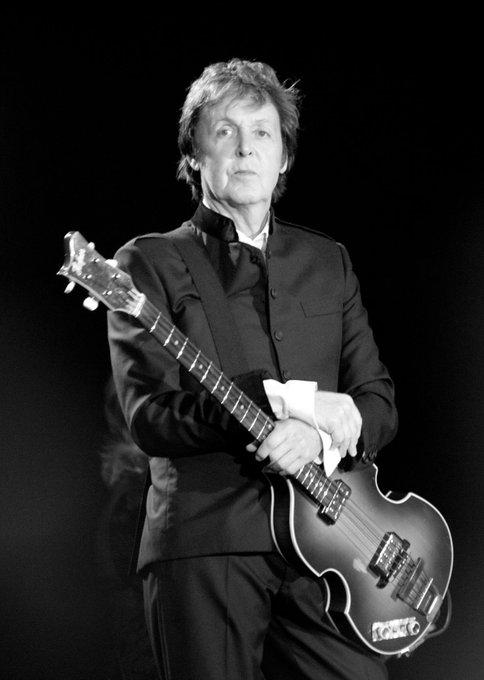 Paul McCartney  (born 18 June 1942)  Happy Birthday, Paul McCartney!