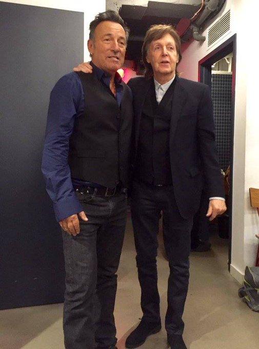 Happy 76th birthday Paul McCartney!